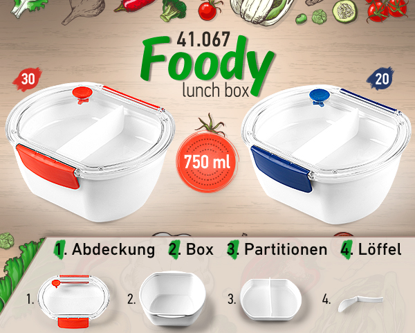 Foody - Die Lunchbox